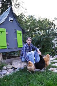 Landscape Designer Tim Phelps