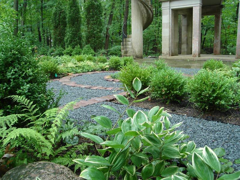 Belvedere courtyard sprout landscape garden design for Garden design quiz