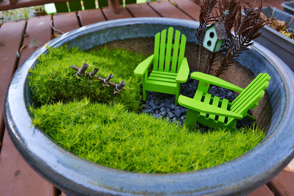 Miniature Garden Ideas how to make a magical fairy garden Fairy Garden Ideas